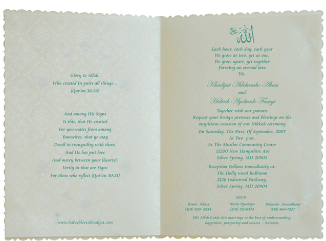 Post Wedding Reception Invitations Wording is luxury invitation sample