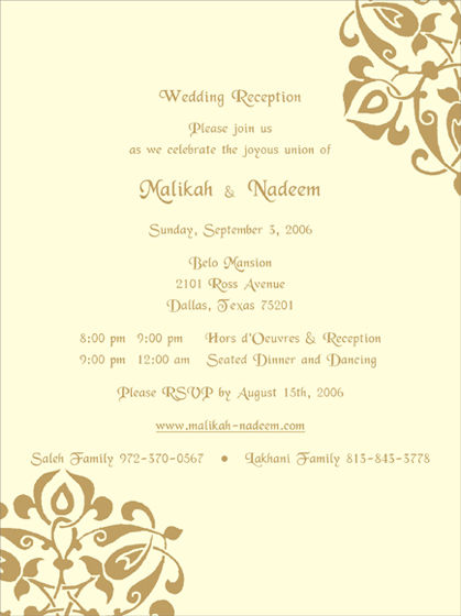 Wedding Invitation Letter Format Kerala.  Indian Wedding Invitation Letter Sle Format Kerala indian wedding invitation letter sle 28 images
