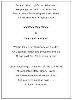 Cool Wedding Invitation Blog Christian Wedding Invitation