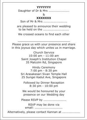 Popular Wedding Invitation Blog Indian Wedding Invitation