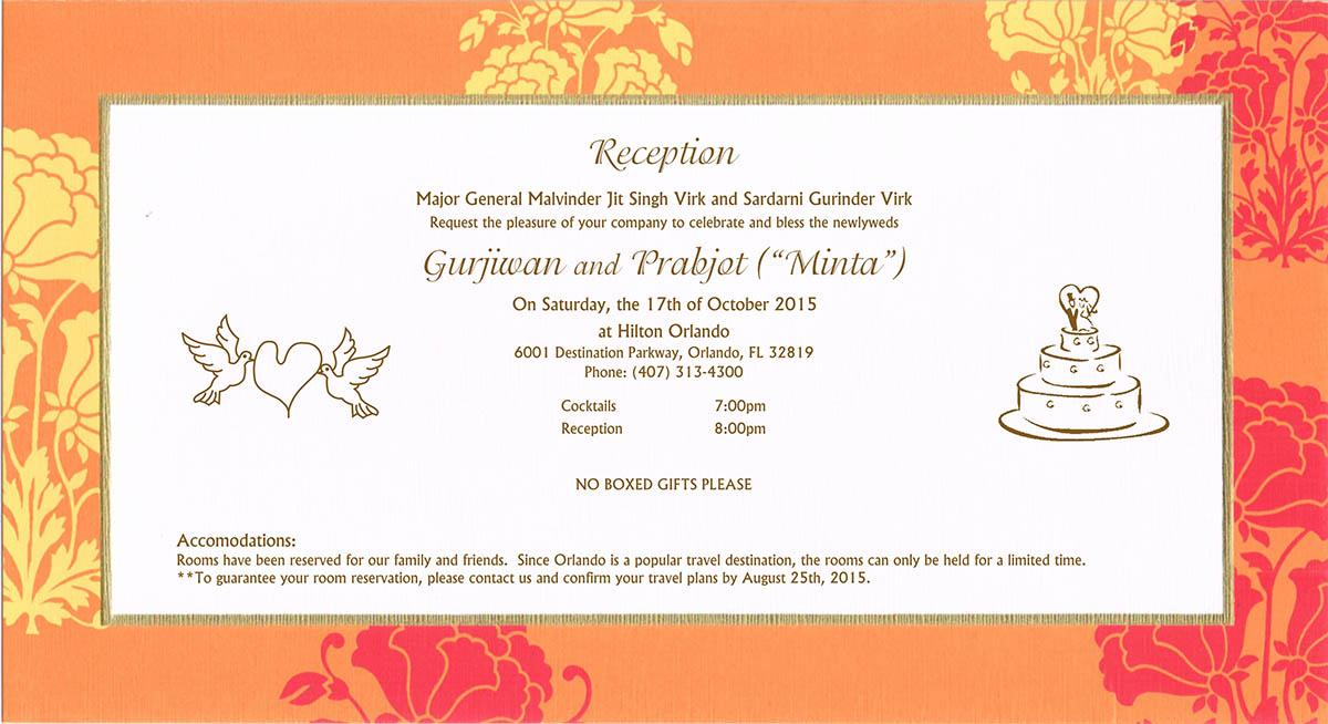 Designer wedding cards us 1340e for Chawla wedding cards boxes ludhiana punjab