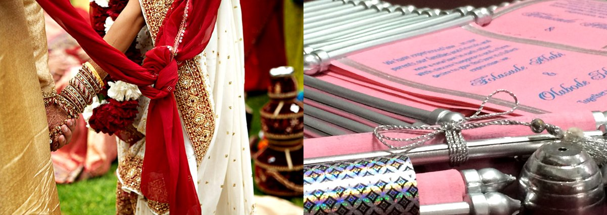 Indian Wedding Cards, Indian Wedding Invitations, Universal Wedding ...