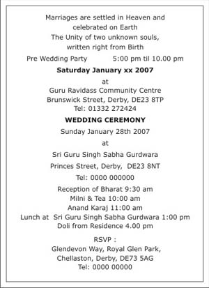 Wedding programme wordingsprogramme wordingswedding programme text text sample 4 stopboris Image collections